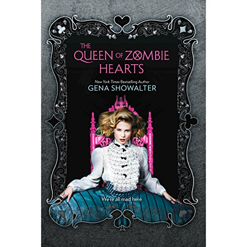 The Queen of Zombie Hearts audiobook cover art