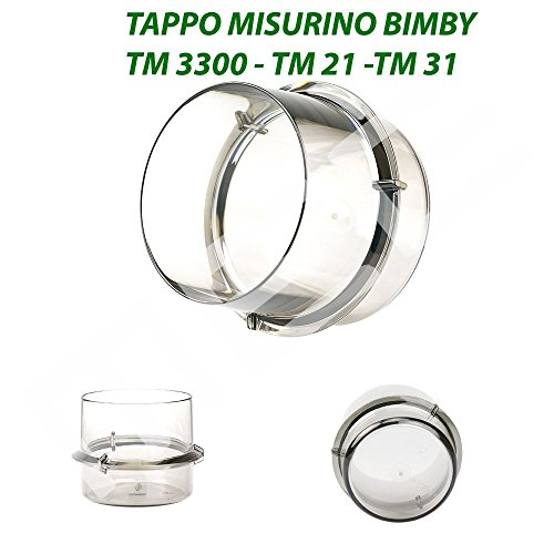 Tappo Misurino per Thermomix Tm21, Tm31, Tm3300
