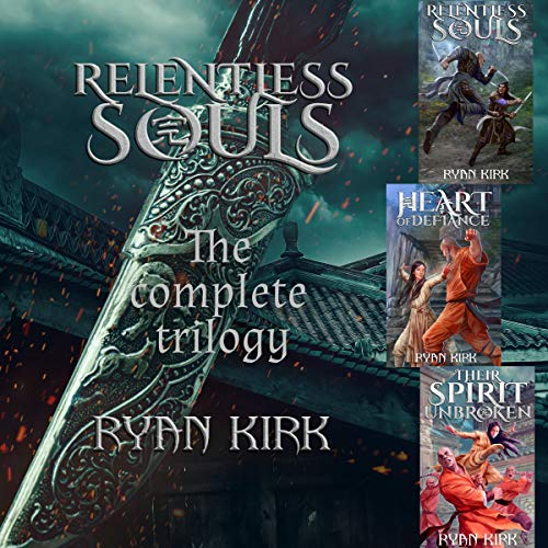 Relentless Trilogy Titelbild