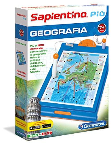 Clementoni 13529 - Sapientino Più Geografia