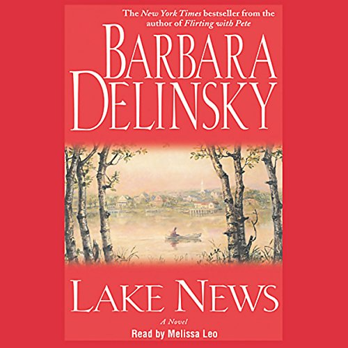 Lake News audiobook cover art
