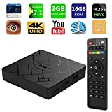 [2019 Latest Version] SeeKool HK1 MINI 4K 9.0 Android TV Box, Amlogic Quad-Core A53 64 Bits Réel...