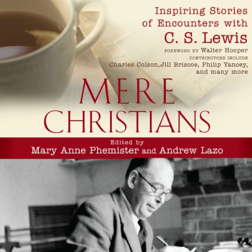Mere Christians audiobook cover art