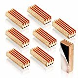 AABCOOLING Ram Heatsink 4 - Set di 8 dissipatori per memoria delle schede grafiche e altri componenti elettronici che necessitano di efficienza di raffreddamento passivo