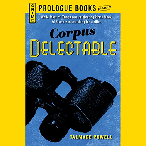 Corpus Delectable audiobook cover art