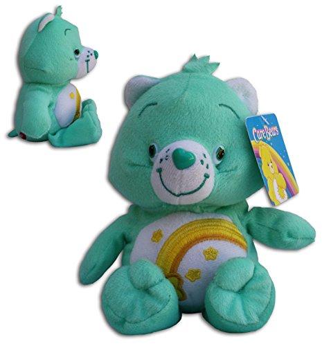 Wunschbärchi 24/30cm Super Weich Bär Teddybär Plüschtier Die Glücksbärchis Care Bears Sternschnuppe Bär