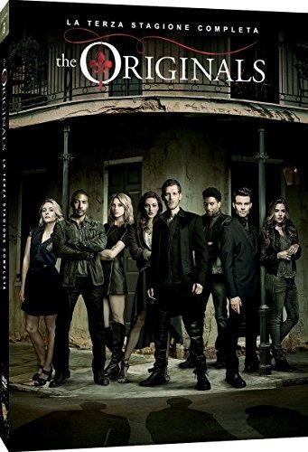 The Originals Stg.3 (Box 5 Dvd)