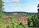 Edition Seidel Schönes Deutschland Natur Naturwunder Premium Kalender 2021 DIN A3 Wandkalender Wald Wandern Bäume