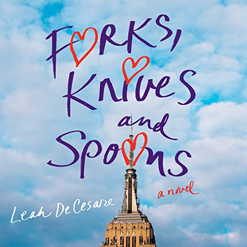 Forks, Knives, and Spoons audiobook cover art