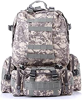 Removable Outdoor Climbing Multi-functional Combination Package Tactical Hiking Camouflage Backpack