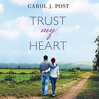 Trust My Heart audiobook cover art