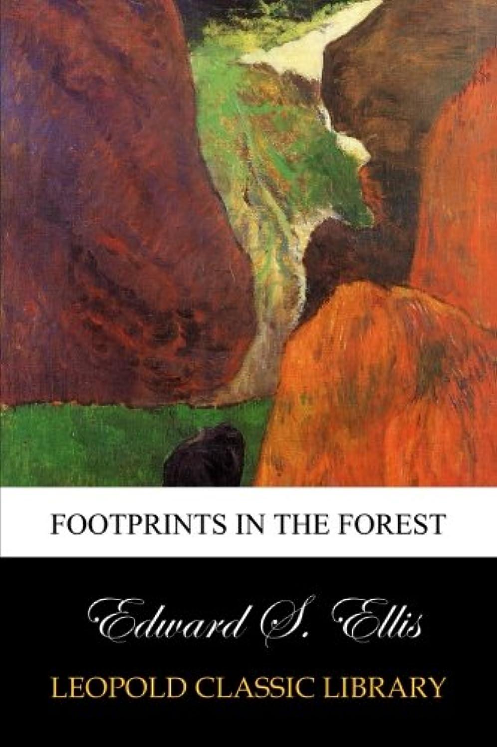 つかまえる真夜中ペフFootprints in the Forest