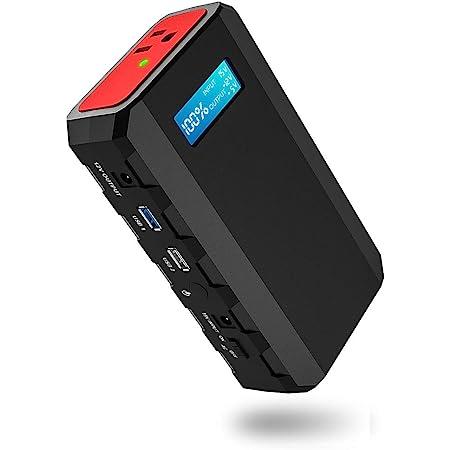 ポータブル電源 AC出力対応 モバイルバッテリー 88Wh 24000mAh 大容量 薄型 超急速充電対応 緊急・災害時バックアップ用電源 MacBook/ノートパソコン/iPhone/iPad/Android 等対応 PSE認証済
