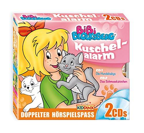 Kuschel - Alarm - Die Hundebabys/ Das Schmusekätzchen