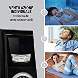 Zoom IMG-2 oneconcept blown away ventilatore a