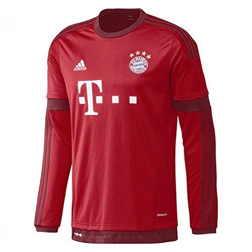 adidas Herren Trikot Fc Bayern Heim, Fcb True-/Craft F12 Red, XL, S08806