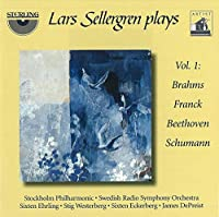Brahms / Franck / Beethoven / Schumann: Lars Sellengren Plays