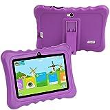 KOCASO DX765Pro Kids Tablet (Purple)