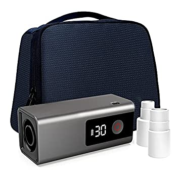 MultifunctionalCleaner for Sleep Machine   Contained Zipper Bag Charger 2 Adapters 4 Carbon Filters   Suitable for Home & Travel