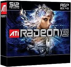 AMD ATI Radeon X1650 Pro 512MB AGP Graphics Card (100-437809)