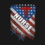 JUSSM Full Drill Square Nurse American Diamond Painting Kit - DIY Cross Stitch Rhinestone Mosaic-30x40cm