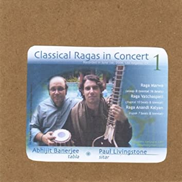 Classical Ragas in Concert 1