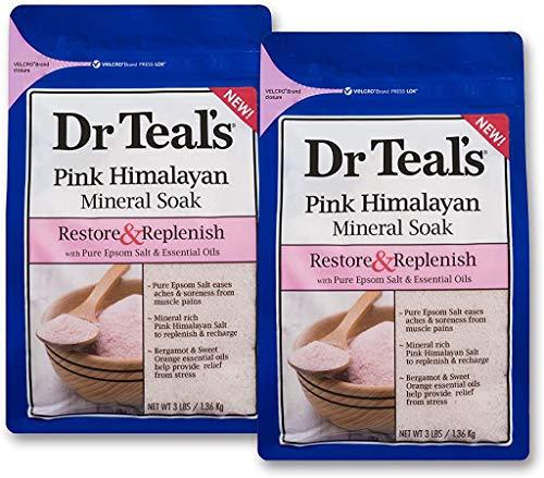 Dr Teal's Restore & Replenish Pure Epsom Salt &...