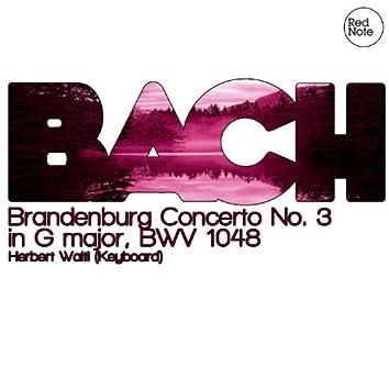 Bach: Brandenburg Concerto No. 3 in G major, BWV 1048