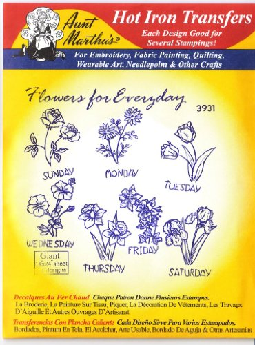 Flowers for Everyday Aunt Martha