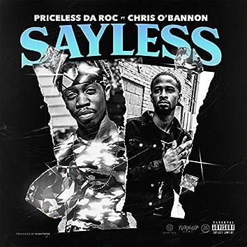 Say Less (feat. Chris O'Bannon)
