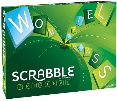 Mattel Games Scrabble Classique, Jeu de Société et de Lettres