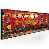 decomonkey Bilder Afrika Frau 150x50 cm 1 Teilig
