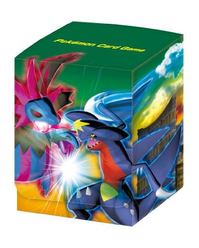 Nintendo Pokemon Black & White Hydreigon & Garchomp Standard Deck Box