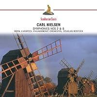 Nielsen: Symph Nos. 2 & 5 by Royal Liverpool Po/Bostock (2003-08-05)
