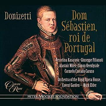 Donizetti: Dom Sebastien, roi de Portugal
