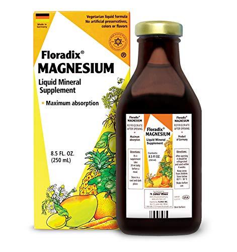 Floradix magnésium liquide 250ml Suppl minérale