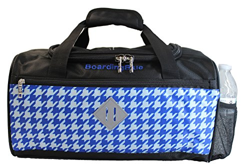 "17"" Personal item Under seat free carry on for United Airlines (Blue)"