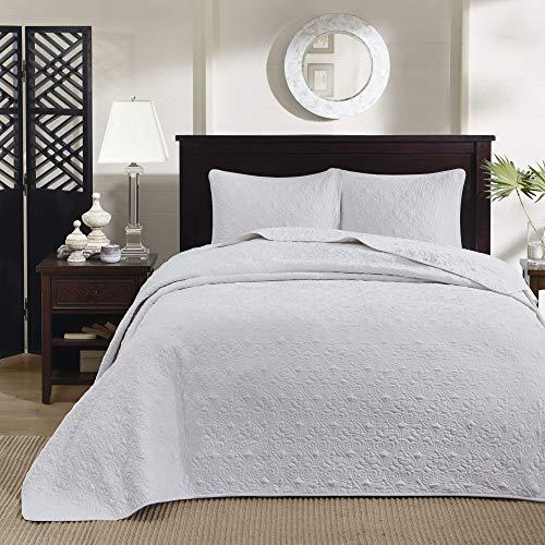 Madison Park MP13-1570 3 Piece Quebec Bedspread Set