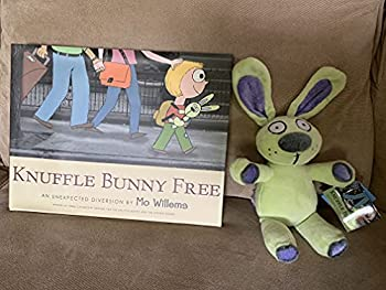 Knuffle Bunny Free Hardcover Book and Knuffle Bunny Plush Set