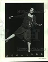 Historic Images - 1989 Press Photo Actress Tyne Daly Stars in Gypsy Musical
