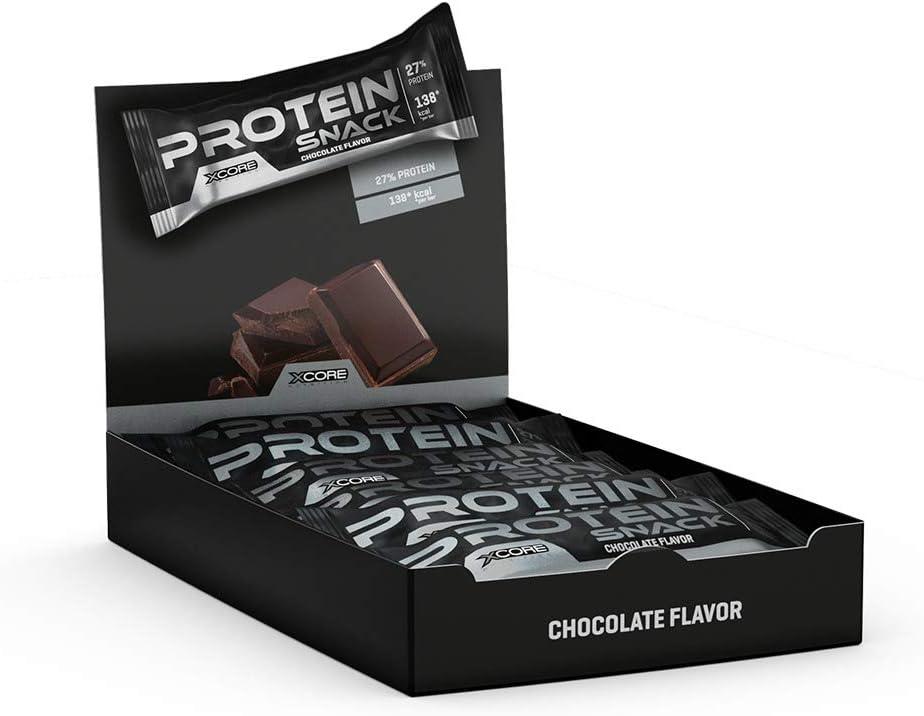 Xcore Protein Snack Concentrado 27% de Proteínas, Bajo en ...