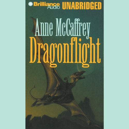 Dragonflight audiobook cover art