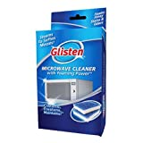 Summit Brands MW06JST Microwave Cleaner with Foaming Power, 2 Scrubbers, 2 Count