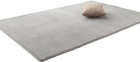 【ツネユウ】ラグ ラグマット 80×160 長方形 101×101 正方形 カーペット マット 夏用 洗える 滑り止め 絨毯 じゅうたん すべりどめ 丸洗い折り畳み可能 カーペット 軽量 抗菌 消臭 全11色