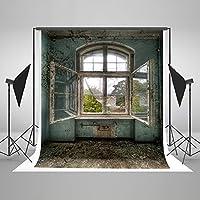 ケイト・ウェディングBackdrop 10ft (W) x10ft (H) ビンテージ背景写真レトロポートレート写真スタジオの小道具