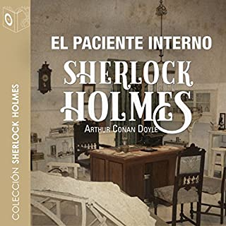 El paciente interno [The Adventure of the Resident Patient] audiobook cover art