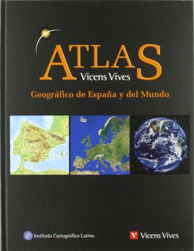 ATLAS GEOGRAFICO ESPAÑA Y MUNDO N/C: Atlas Geográfico De España Y Del Mundo: 000001 - 9788431683184