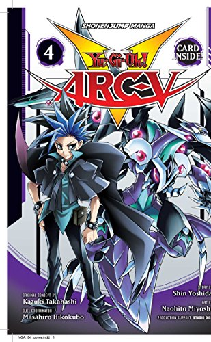 Yu-gi-oh! Arc-v 4: Immortal Beings!!: Volume 4