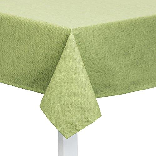 Pichler Pinto Tischwäsche abwaschbar Tischdecke 130x220cm Limone