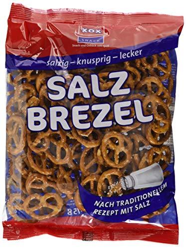 XOX Gebäck 83567 Salz Brezel, 175g